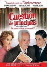 Cuestión de principios (2009) [Latino]