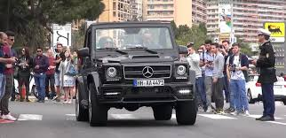 customized g wagon interior 700 hp mansory mercedes g500 cabriolet is the loudest g class you