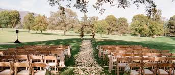 socal wedding venues southern california wedding venues ojai valley inn weddings