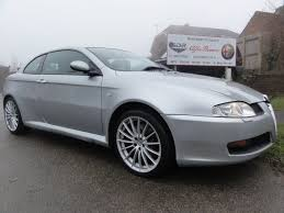 used alfa romeo gt coupe 3 2 v6 24v 2dr in wadhurst east sussex