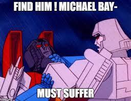 Transformers Meme - transformers megatron and starscream memes imgflip