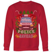 christmas shirts car christmas shirts sweaters thin blue line shop