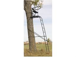 big the executive ladder treestand steel black mpn cr4200 s