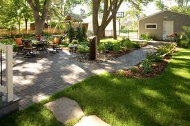 Landscaping Ideas Small Area Front Exterior Easy Ideas For Landscaping Small Areas Lamp House