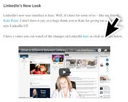 Post My Resume On Linkedin How To Use Video On Linkedin Social Media Examiner