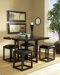 Dining Room Sets For Small Spaces Dining Room Bench Cool Orating Apartments Designs Black