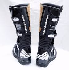 motocross boots size 9 motocross boots hein gericke trg size 8 mint condition in
