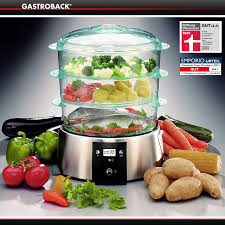 steamer cuisine gastroback steam cuisine cookfunky we you cook better