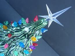 Vintage Atlantic Mold Ceramic Christmas Tree by Lighted Ceramic Christmas Tree Lighted Ceramic Christmas Tree