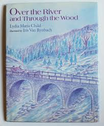 the river and through the wood by child lydia