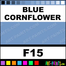blue cornflower casual colors spray paints aerosol decorative