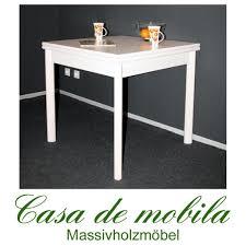 Esszimmertisch Kiefer Massiv Tisch 80x80 Ausziehbar Igamefr Com