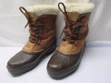 womens winter rubber boots canada sorel winter lace up rubber boots for ebay