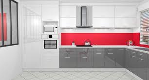 cuisines blanches et grises modern photos cuisine blanche grise id es de d coration salle tude