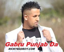 hair style of mg punjabi sinher a kay new style