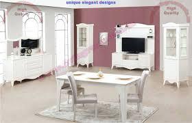 modern dining room sets white modern dining room sets furniture white modern dining room