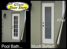Interior Bathroom Door Bathroom Exterior Doors Archives The Glass Door Store