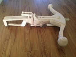 chewbacca u0027s bowcaster inspired rubber band gun rubber band gun