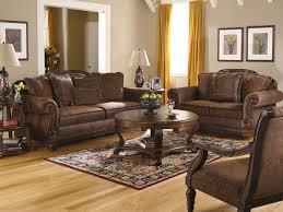 Ebay Living Room Sets by Brady Traditional Wood Trim U0026 Chenille Fabric Sofa Set Living