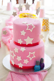 How To Decorate An American Cake Goodie Godmother A