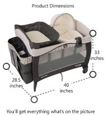 Graco Crib Mattress Size Top Safe And Best Selling Pack N Plays 2015 Reviews