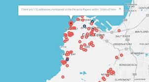 Google Maps Panama Panama Papers South Africa Eighty20