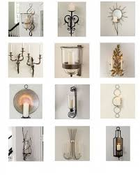 wall decor candle sconces 18 best candle sconces images on