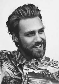 mens hair no part 15 best slicked back hairstyles for men teddy pinterest