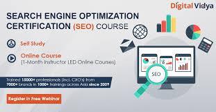 online seo class best seo course seo certification