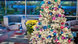 rockin u0027 around the christmas trees of the hotels of the disneyland