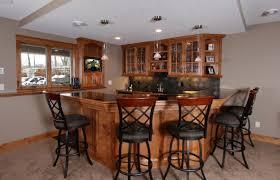 bar awesome corner bar in basement 50 stunning home bar designs