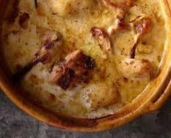la cuisine de louisa buvette s rabbit à la moutarde