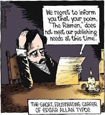 Edgar Allen Poe Meme - poe memes found round the internet tribrach for those who love
