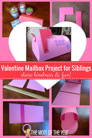mailbox craft mailbox project for sibling kindness the of the year