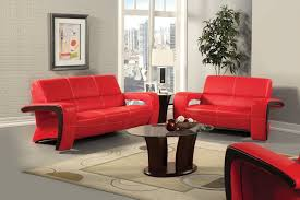 beautiful red and black living room set gallery home design