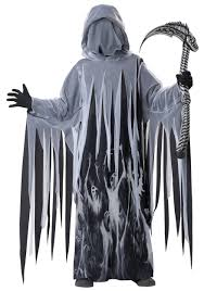 Grim Reaper Halloween Costumes Child Soul Taker Costume