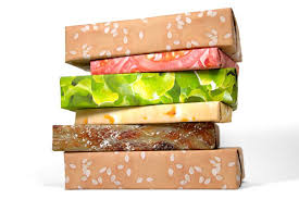 themed wrapping paper burger themed wrapping paper available now serious eats