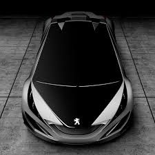 peugeot sports car peugeot raven 2020 sports car on behance