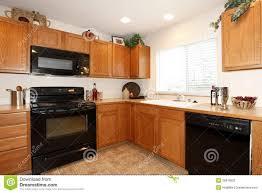 Black And Oak Kitchen Cabinets - kitchen ideas outdoor appliances used kitchen appliances black