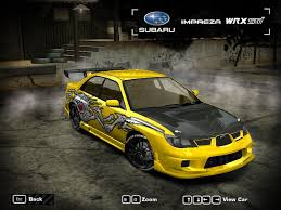subaru impreza wrx 2017 rally need for speed most wanted subaru impreza wrx sti 2006 nfscars