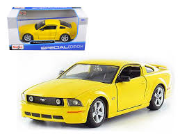 maisto ford mustang diecast model cars wholesale toys dropshipper drop shipping 2006