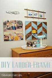 Diy Ladder Shelf Shelves Tutorials by Diy Bathroom Corner Ladder Shelf Home Sweet Home Pinterest
