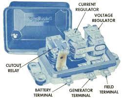 csobeech inside an a36 b58 early bonanza voltage regulator