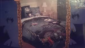 Nightmare Before Christmas Bedroom Set by Nightmare Before Christmas Full Queen Comforter By Rainbowthefox