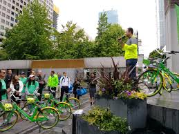 Good West Seattle Bike Routes by Testing The New Breed Of Bike Sharing We Pitted Spin Vs Limebike