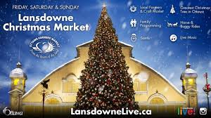 lansdowne christmas market officially open td place lansdowne