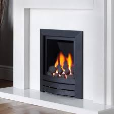 beautiful finish kinder black magic gas fire best uk prices