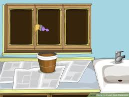 oak cabinets how to paint oak cabinets 15 steps with pictures wikihow