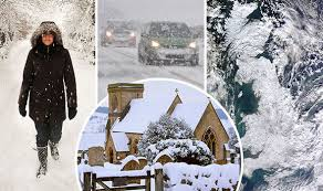 snow forecast 2016 will it snow in the uk this winter weather