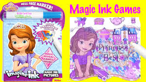 extremely ideas magic marker coloring book sofia imagine